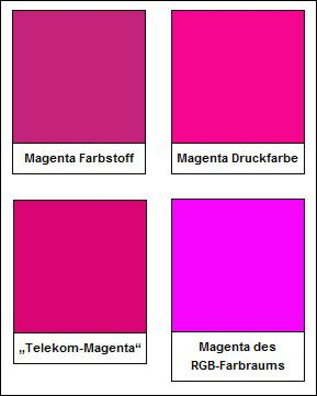 magenta. Black Bedroom Furniture Sets. Home Design Ideas